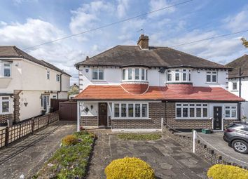 Thumbnail 3 bed semi-detached house for sale in Telford Road, London
