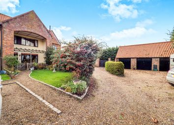 Thumbnail 3 bedroom barn conversion for sale in Wayford Road, Stalham, Norwich