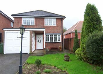 Thumbnail 4 bed detached house to rent in Spencer Close, Epsom