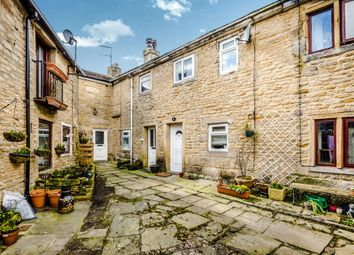 Thumbnail 1 bed terraced house for sale in St. Peters Square, Sowerby, Sowerby Bridge