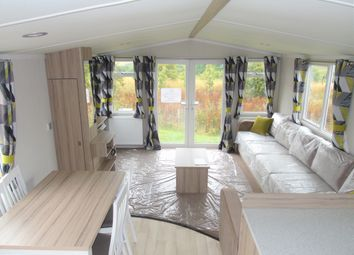Thumbnail 2 bedroom property for sale in Swift Ardennes, Hareshaw Linn Caravan Park, Bellingham