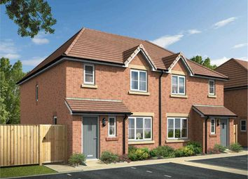 Thumbnail 3 bed semi-detached house for sale in Signal Road, Cam, Dursley