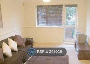 Thumbnail 1 bed flat to rent in Burnham Estate, London