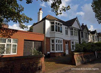 Thumbnail 5 bed property for sale in Fielding Terrace, Uxbridge Road, Ealing Common, London
