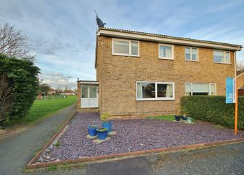 Thumbnail 4 bedroom semi-detached house for sale in Whitecross, St. Ives, Huntingdon