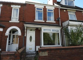 Thumbnail 2 bed terraced house to rent in Edlington Lane, Warmsworth, Doncaster