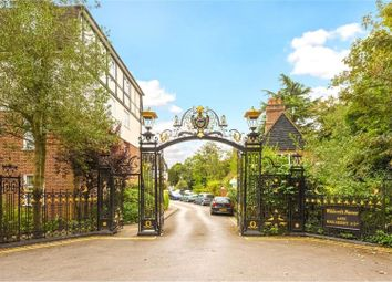 Thumbnail 4 bed flat for sale in Wildcroft Manor, Putney