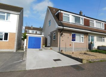 Thumbnail 2 bed semi-detached house for sale in Lea Combe, Axminster