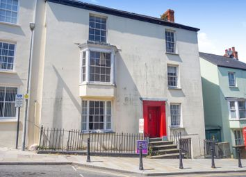 1 bed flat for sale in 17 Market Street, Haverfordwest SA61