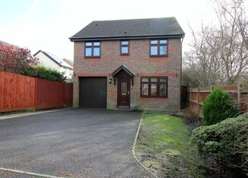 Thumbnail 4 bedroom detached house for sale in Leatherhead Gardens, Hedge End, Southampton