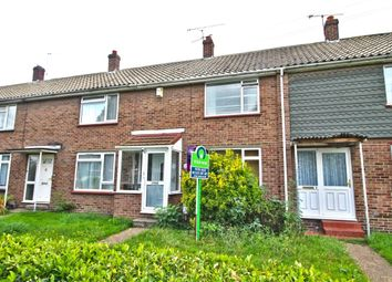 Thumbnail 2 bed terraced house for sale in Bushfield Walk, Swanscombe