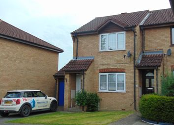 Thumbnail 2 bed end terrace house to rent in Drake Road, Willesborough, Ashford
