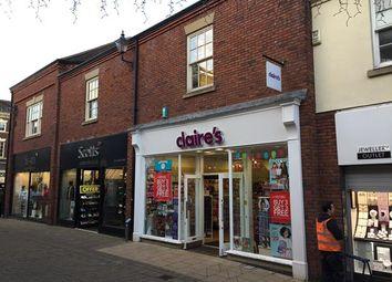 Thumbnail Retail premises to let in Unit 33, Castle Walk, Newcastle Under Lyme, Staffordshire