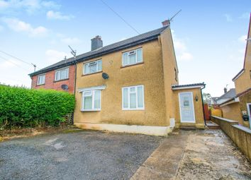 Thumbnail 3 bed semi-detached house for sale in St Cadocs Road, Trevethin, Pontypool