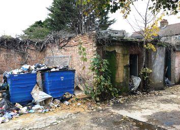 Thumbnail Parking/garage for sale in Dagenham Road, Romford