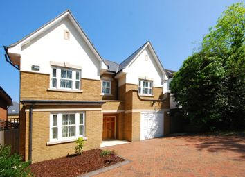 Thumbnail 6 bed property to rent in Marsh Lane, Totteridge