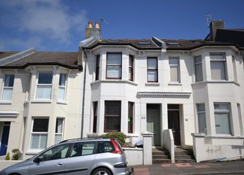 Thumbnail 4 bedroom terraced house for sale in Bentham Road, Brighton
