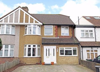 Thumbnail 4 bed semi-detached house for sale in Waverley Avenue, Whitton, Twickenham