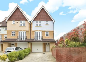 Thumbnail 4 bed semi-detached house for sale in Freya Mews, Liss
