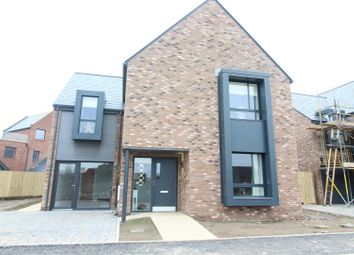Thumbnail 4 bed detached house for sale in Plot 74, Radbrook Village, Radbrook Road, Shrewsbury