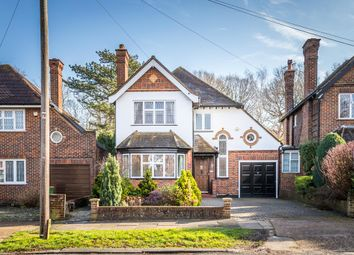 Thumbnail 4 bed detached house to rent in Claygate Lane, Esher