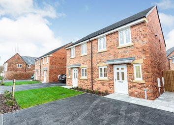 Thumbnail 2 bed semi-detached house for sale in Roseberry Way, Warton, Preston, Lancashire