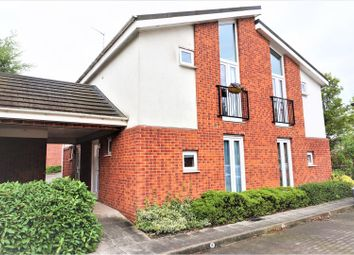 Thumbnail 1 bed maisonette for sale in Poundlock Avenue, Stoke-On-Trent