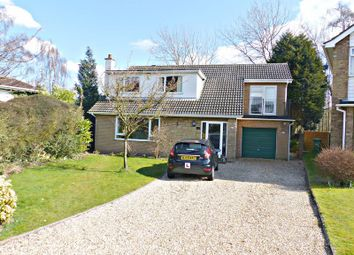 Thumbnail 5 bed detached house for sale in Roxborough Close, Lincoln