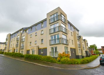 Thumbnail 2 bed flat for sale in Ashwood Gait, Edinburgh