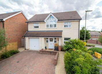 4 bed detached house for sale in Thapa Close, Church Crookham GU52