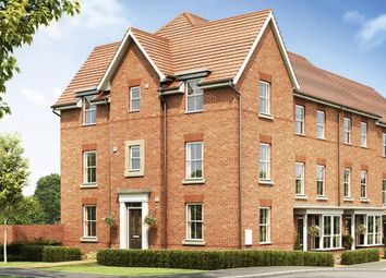 "Thumbnail 3 bedroom end terrace house for sale in ""Brentwood"" at Broughton Crossing, Broughton, Aylesbury"