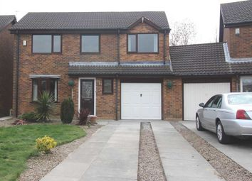 Thumbnail 4 bed detached house for sale in Ingham Grove, Northburn Glade, Cramlington