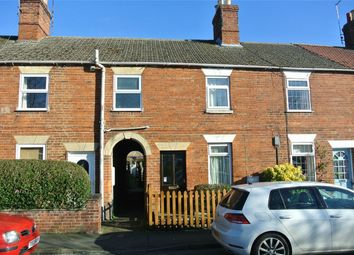 Thumbnail 3 bed terraced house for sale in Hereward Street, Bourne, Lincolnshire