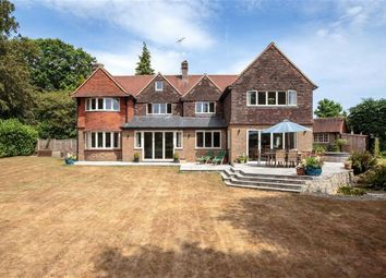Thumbnail 5 bed detached house for sale in Weydown Road, Haslemere, Surrey