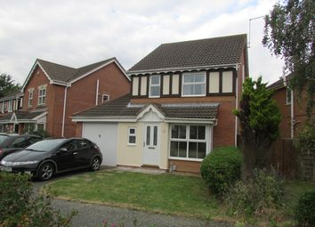 Thumbnail 3 bed detached house for sale in Framlingham Road, Peterborough