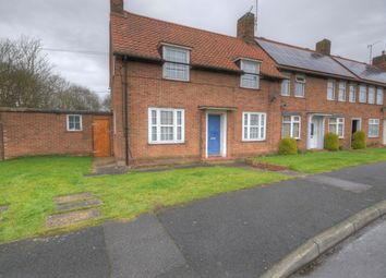 Thumbnail 3 bed end terrace house for sale in Wright Crescent, Bridlington