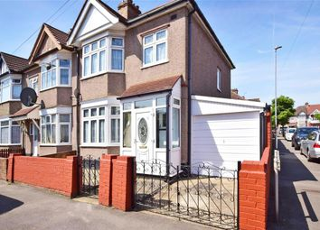 Thumbnail 3 bed end terrace house for sale in Farrance Road, Romford, Essex