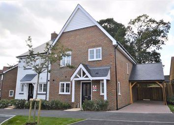 Thumbnail 3 bed semi-detached house to rent in Walshes Road, Crowborough
