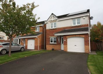 Thumbnail 3 bed detached house for sale in Kidlaw Crescent, Alloa