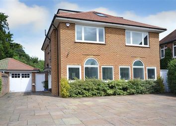 Thumbnail 5 bed detached house for sale in Upper Brighton Road, Charmandean, Worthing, West Sussex
