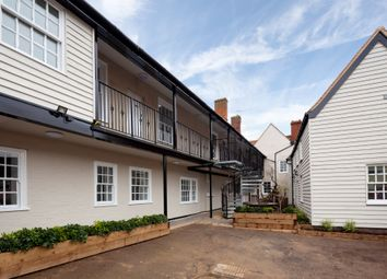 2 bed flat for sale in High Street, Clare, Suffolk CO10
