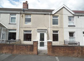Thumbnail 2 bed terraced house for sale in Queens Road, Thomastown, Merthyr Tydfil