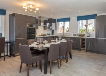 "Thumbnail 4 bed semi-detached house for sale in ""Maison Plus"" at Hauxton Road, Trumpington, Cambridge"