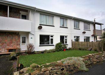 Thumbnail 2 bed flat for sale in Lawton Close, Newquay