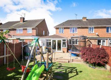 Thumbnail 3 bedroom semi-detached house for sale in Colman Avenue, Off Lichfield Road Wednesfield, Wolverhampton