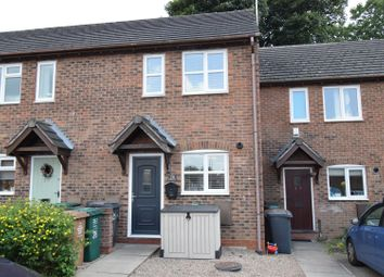 Thumbnail 2 bed terraced house for sale in Squirrel Walk, Overseal, Swadlincote