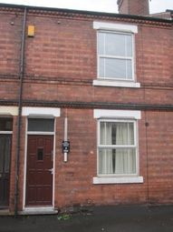 Thumbnail 3 bedroom terraced house to rent in Wellington Street, Nottingham