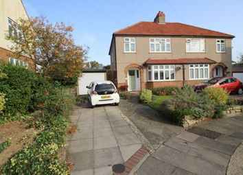 Thumbnail 3 bed semi-detached house to rent in Bellevue Road, Bexleyheath