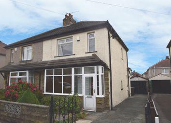 Thumbnail 3 bed semi-detached house to rent in Ridgeway, Shipley