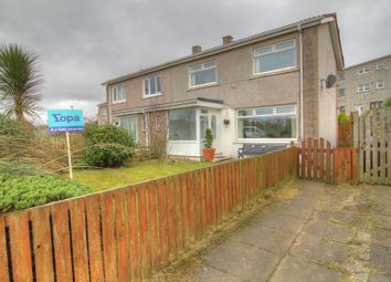 Thumbnail 3 bed semi-detached house for sale in The Manor, South Isle Road, Ardrossan
